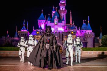 Star Wars Half Marathon Weekend Makes Its Intergalactic Arrival at Disneyland Resort in 2015