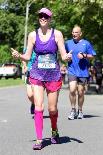 Race Report: Runner's World Heartbreak Hill Half