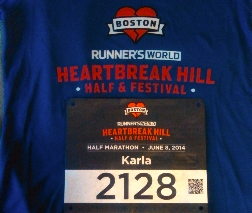 Heartbreak Hill Half: Will I or Won't I?