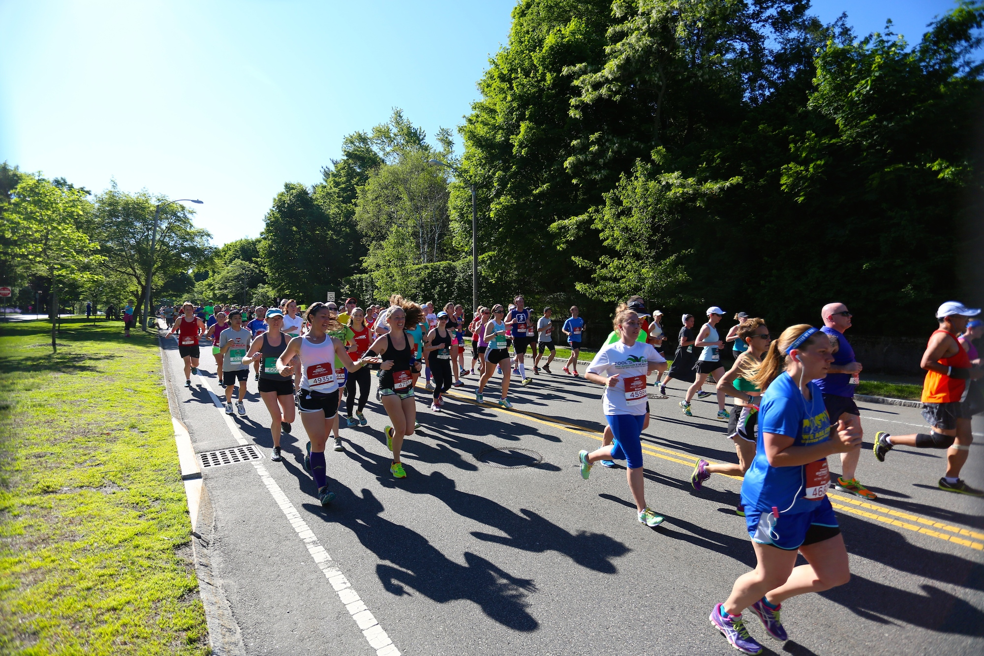 Race Report: Runner's World 5K at Heartbreak Hill Half