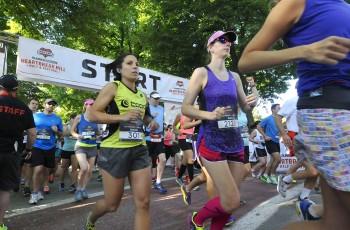 Race Report: Heartbreak Hill Half & Festival