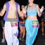 How To Make An Aladdin and Jasmine Running Costume
