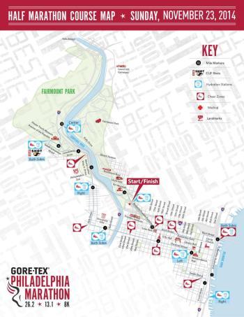 GORE-TEX Philadelphia Half Marathon Training Update