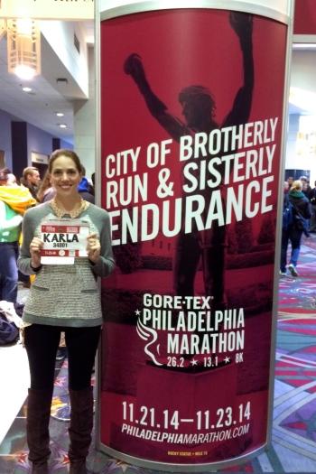 Race Report: GORE-TEX Philadelphia Half Marathon 2014