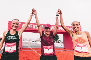 New Run Nike Women's Series Comes To Toronto