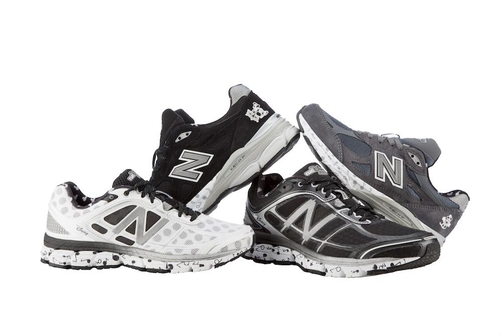 nb disney shoes