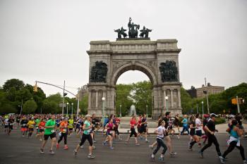 Airbnb Brooklyn Half Largest Half Marathon in the U.S.