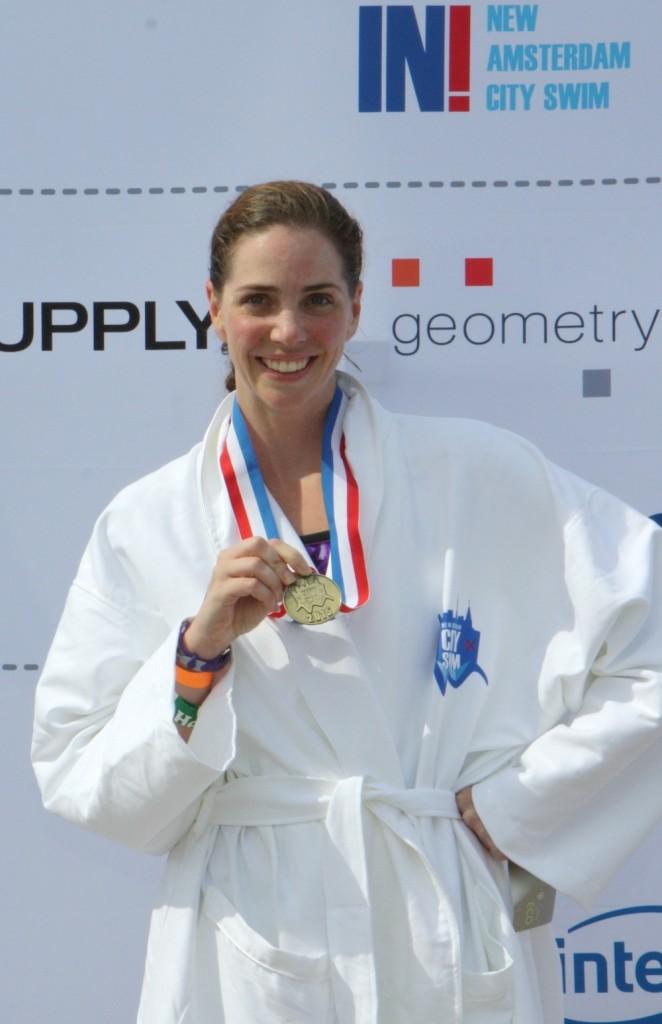 Race Report: New Amsterdam City Swim