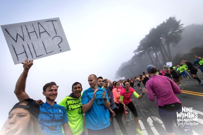 Race Report: Nike Women's Half Marathon