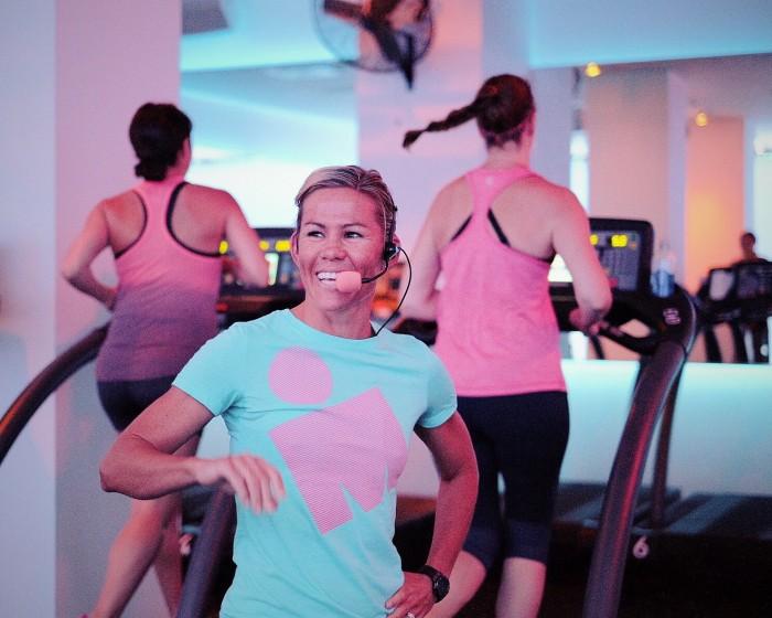Ironman World Champ Mirinda Carfrae Running Workout
