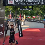 2015 Panasonic NYC Triathlon On TV