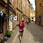 Running Stockholm's Old Town (RunKarlaRun.com)