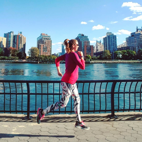 Running Through Pregnancy & Beyond