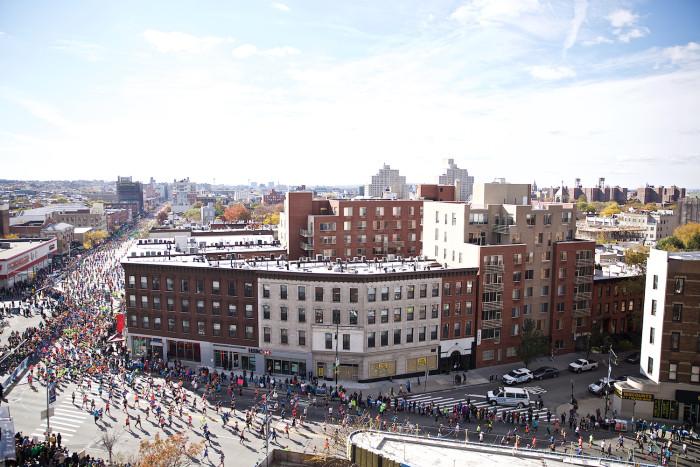 NYC TCS Marathon 2016  16-04 Mercer Greg Kiger